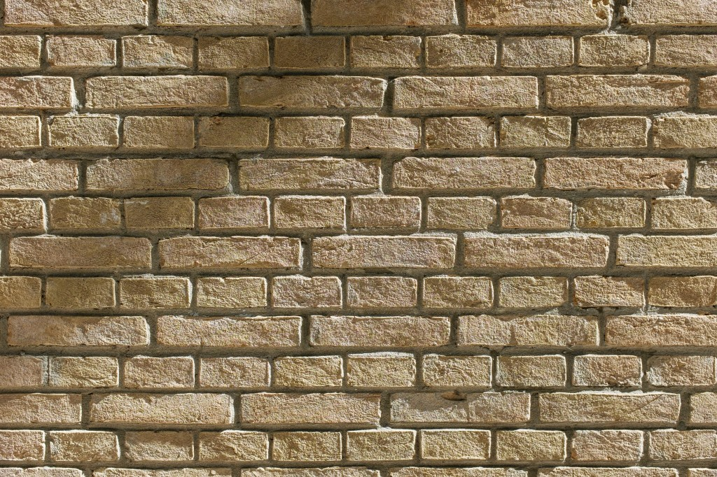 Picture of a brick wall